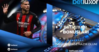 Betluxor Bonusları