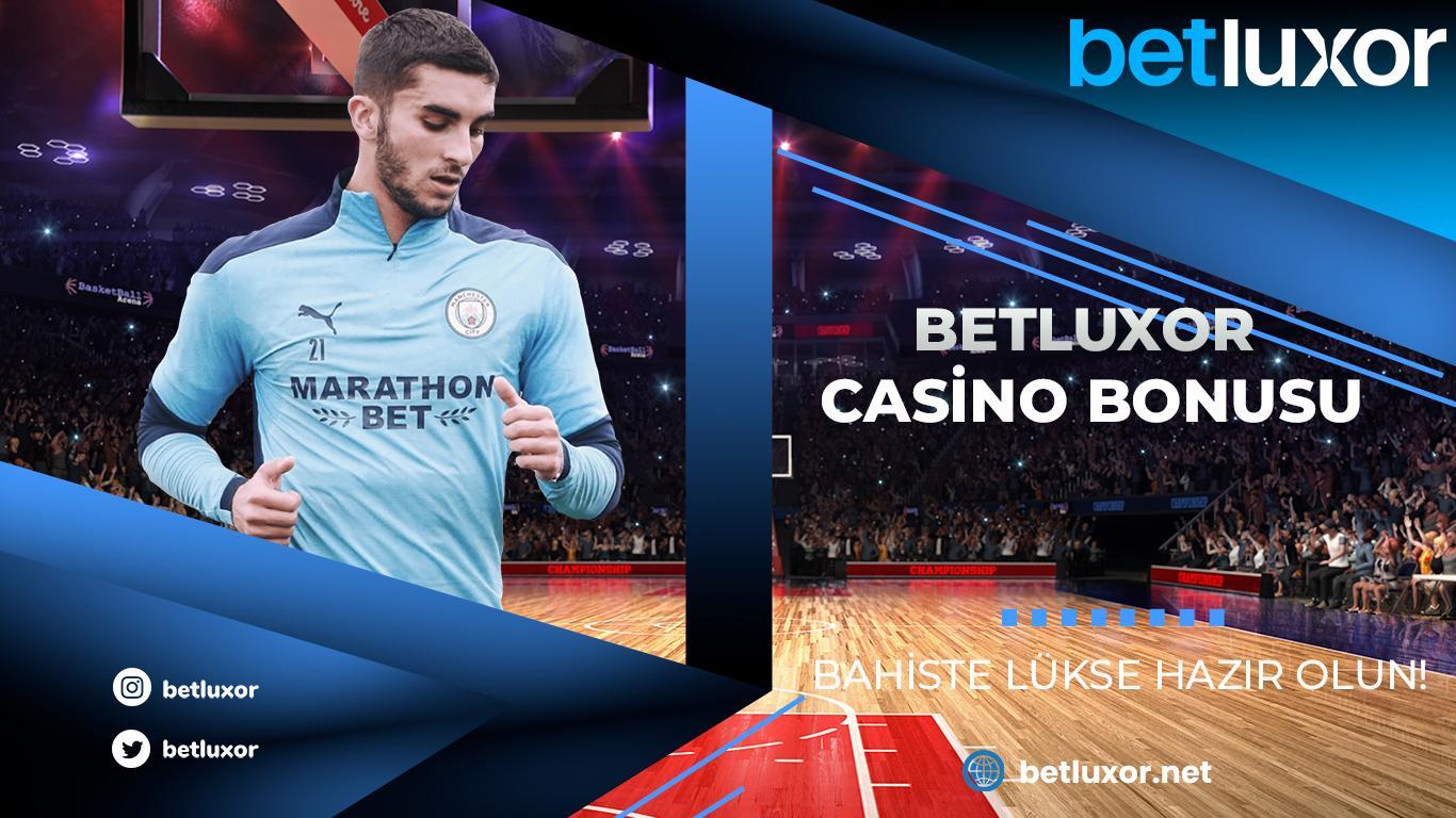 Betluxor Casino Bonusu