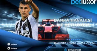 Banka Havalesi ile Betluxore