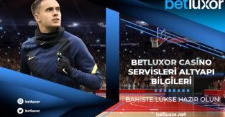 Betluxor Casino Servisleri Altyapı Bilgileri