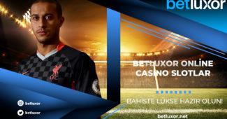 Betluxor Online Casino Slotlar