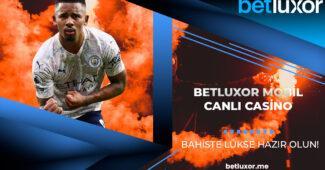 Betluxor Mobil Canlı Casino