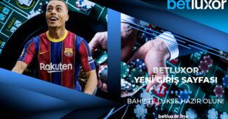 Betluxor yeni giriş sayfası