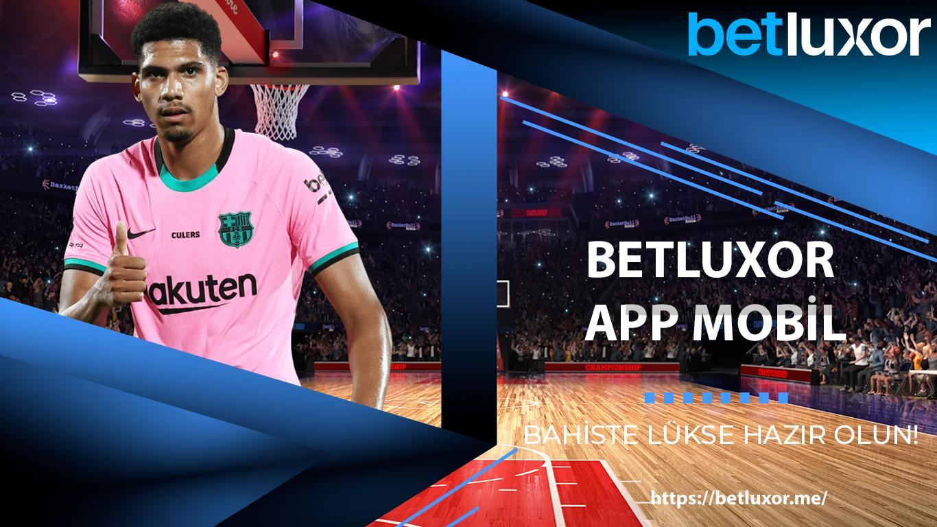 Betluxor App Mobil
